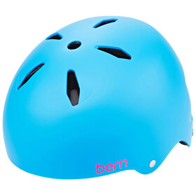 Bern Diabla EPS Cykelhjelm Børn Thin Shell turkis